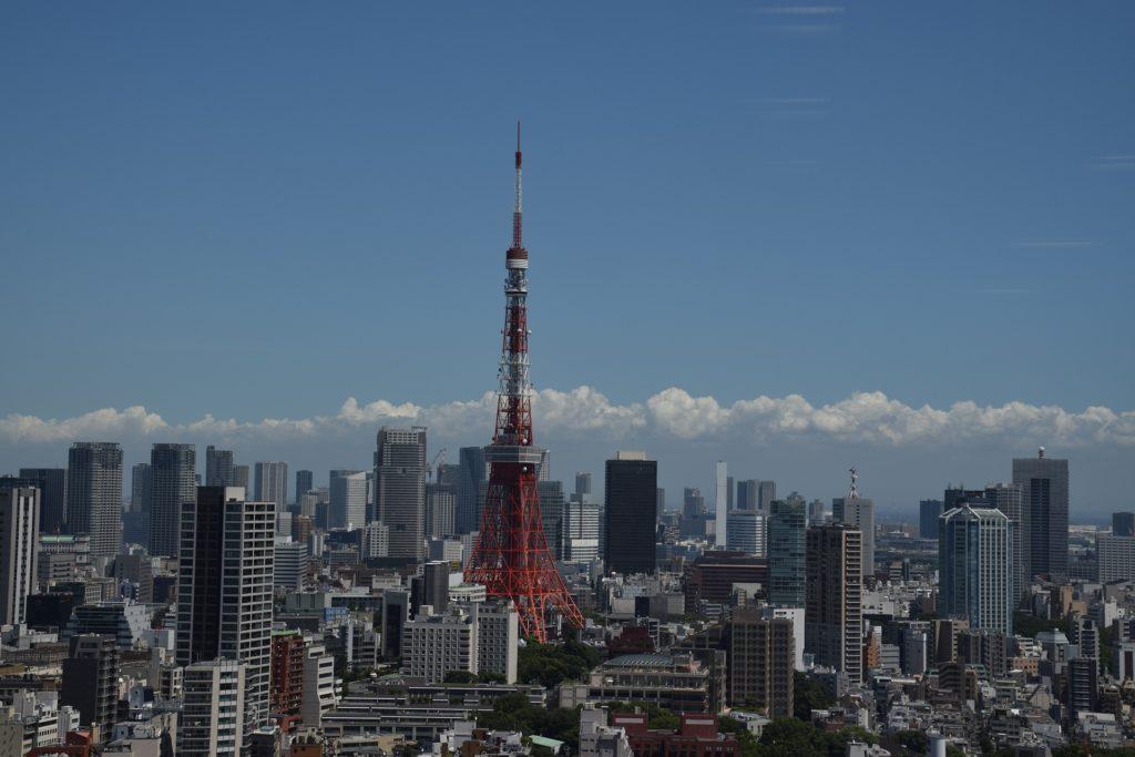 東京の新宿