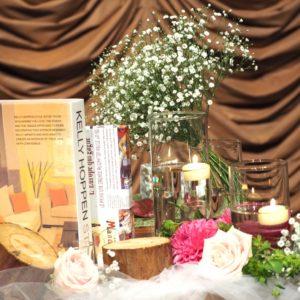 結婚式場の披露宴の小物