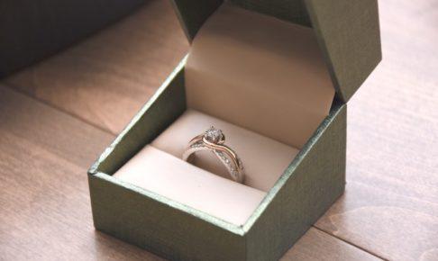 婚約指輪_シルバー