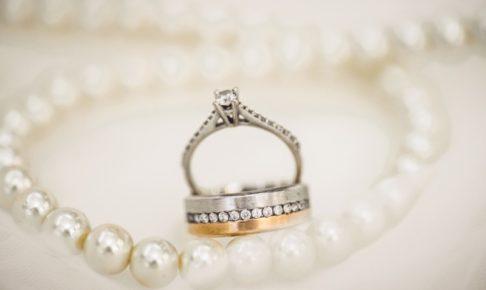 結婚指輪_重ね