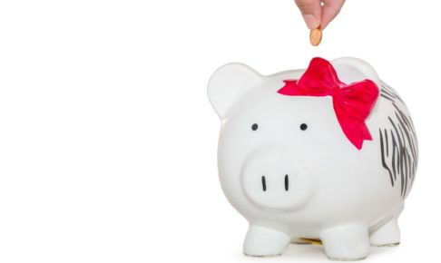 結婚式費用の貯金