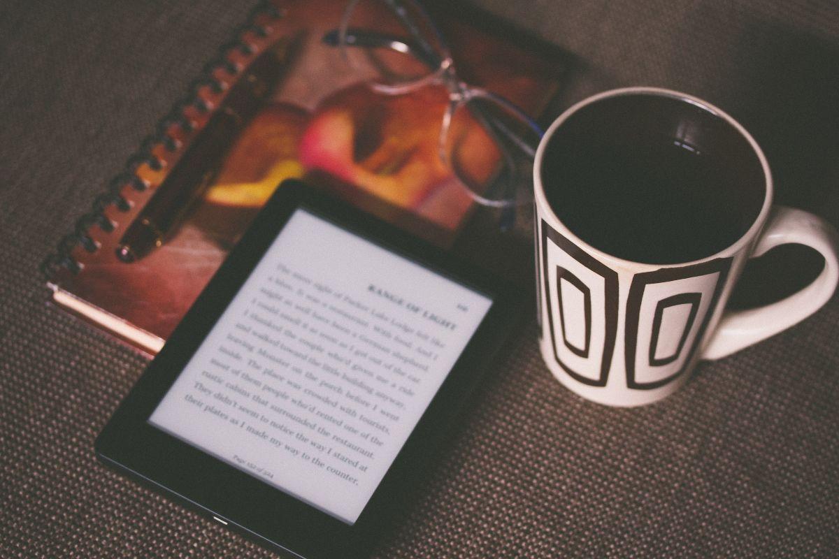 Kindleでの読書